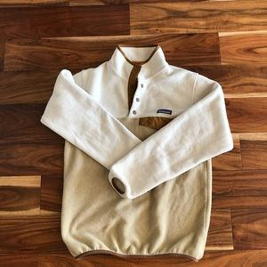 Patagonia synchilla pullover size xs